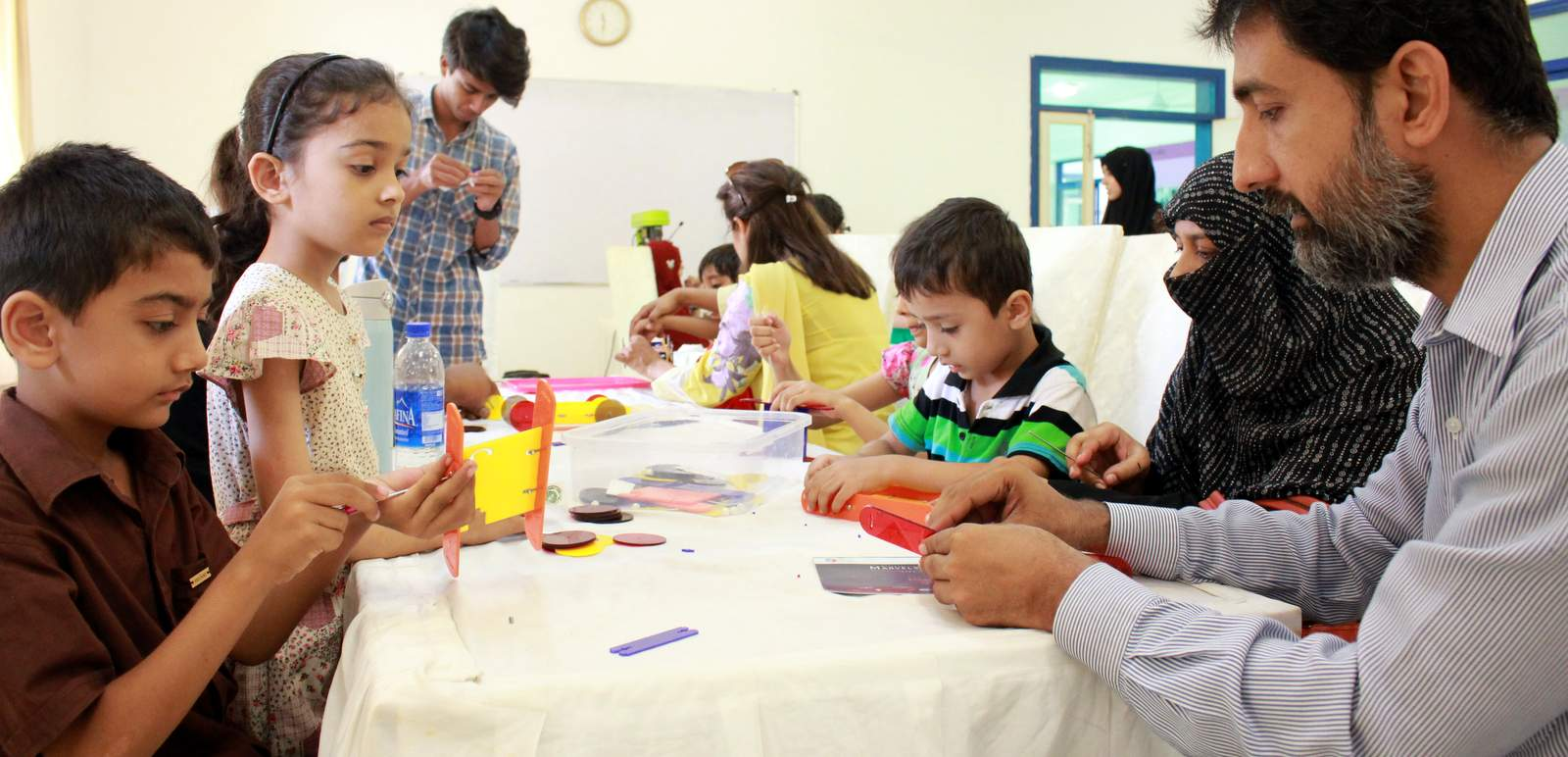 Family Science Workshop