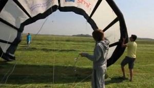 Kitepower: Kite Wind Turbine Demonstration