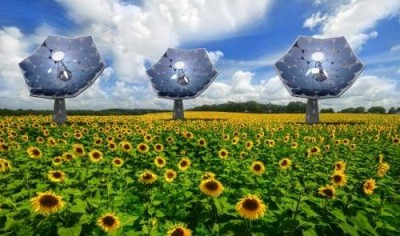 Efficient Concentrated solar power by IBM Research