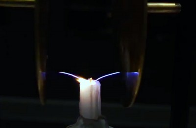 What Is the State of Matter of Candle Flame?