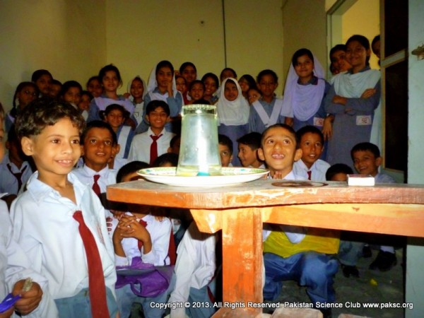 Photo Gallery: Science Club's Activity in School