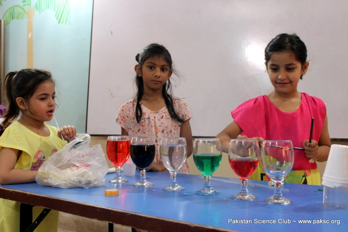 Day One STEM Summer Camp 2016 Photos Group Little Scientists