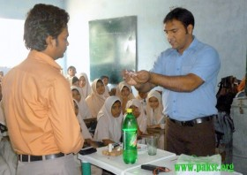 PSC Weekly activity at NR School Korangi, Karachi Photos