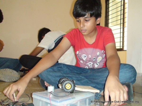 Robot Car: Mechatronics project week