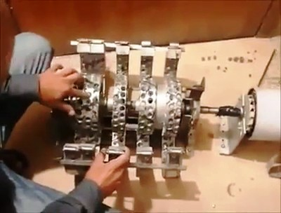 Pakistani Claims to Invent  Magnetic Generator