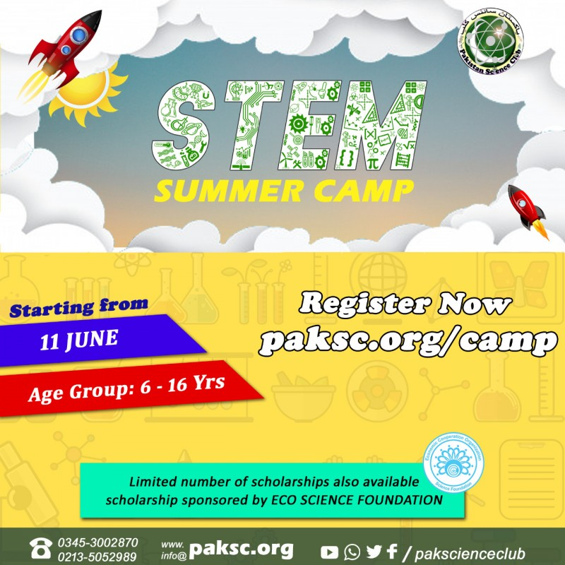 STEM Summer Camp 2019
