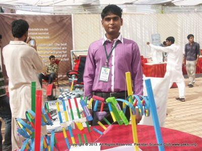 DNA Replication Model by  KU students