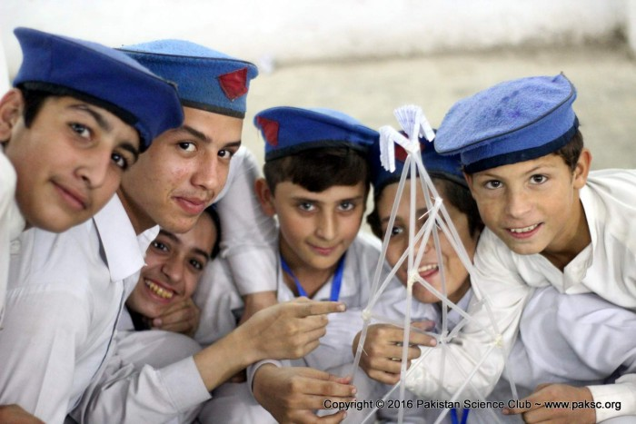 Interactive fun Science and Hands-on Science Activity Peshawar