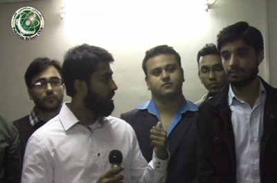 Interview with Innovative and Creative Engineering society Team