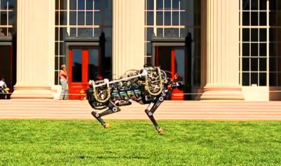Amazing MIT Robotic Cheetah