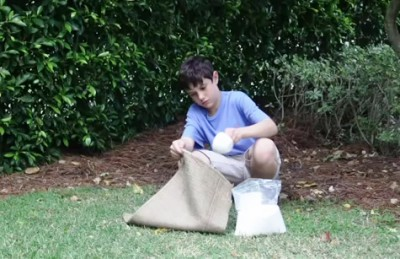 Brilliant invention from a 12-year-old scientist