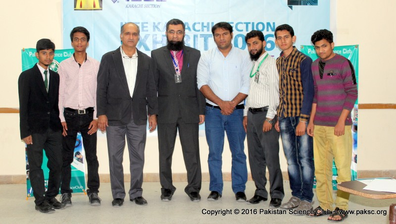 PAKSC and IEEE Karachi Section Science Fair Photo Gallery