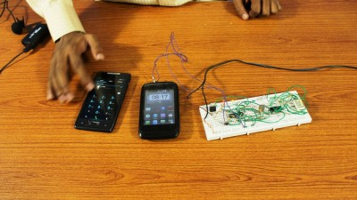 DTMF Based Project by Yasir Iqbal