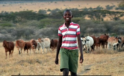 Young inventor designed solar-powered solution