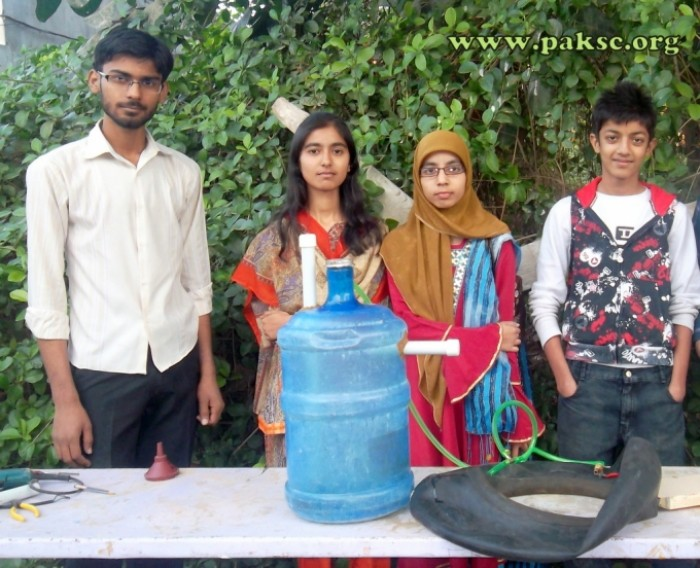 Mini Biogas Digester Project Photo Gallery