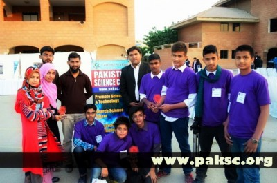 Photo Gallery: PakSC Team in Science Olympiad