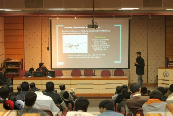 Photo Gallery: Scada Hacking And Awareness Seminar by ICE