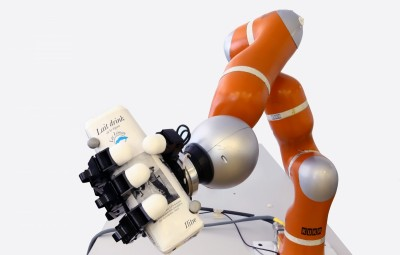 Amazing Ultra-fast, the robotic arm