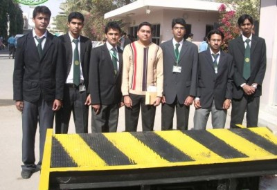 Video: PAK Energy ramp by SSUET Students
