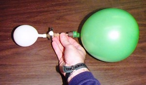 Experiment Physics - Transmission of Pressure