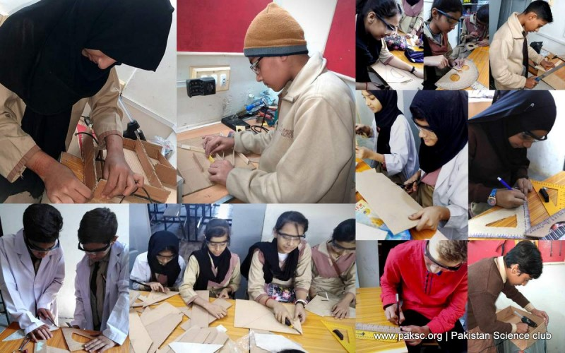 Session 2 Length: Handson activities by High Star School hyderabad