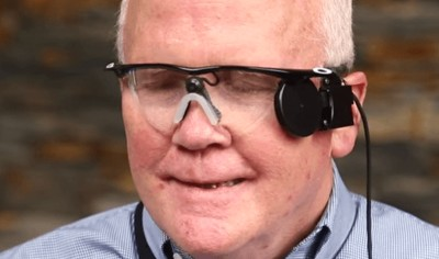 Bionic eye restores limited vision to blind man