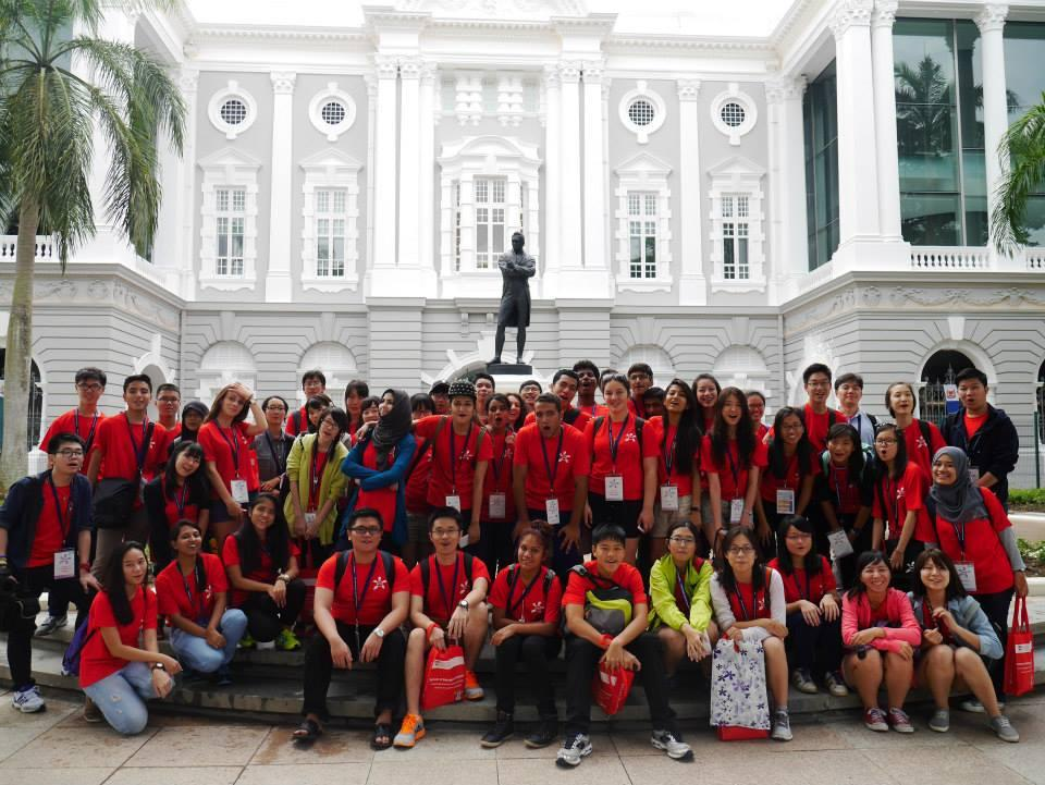 NBS group on excursion day