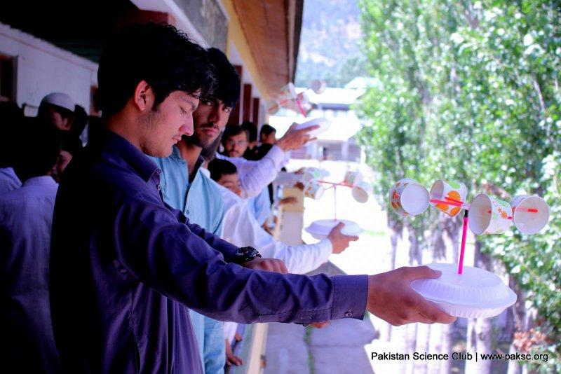 Pakistan Science Club participated KPK Summer Science Camp