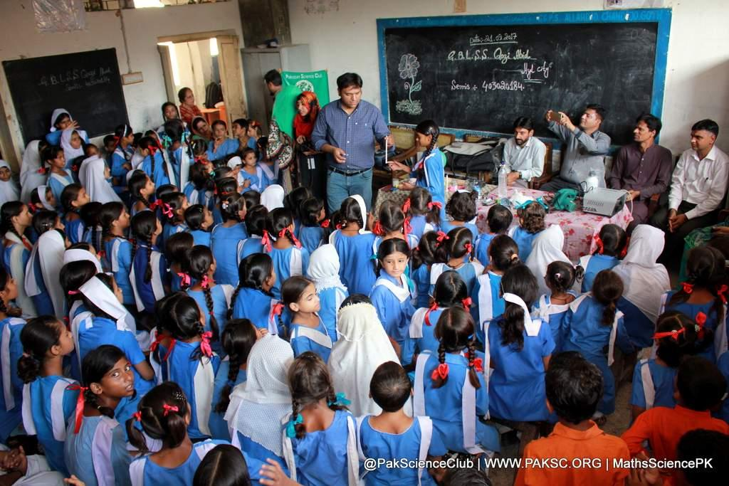 Science Activity in Hyderabad