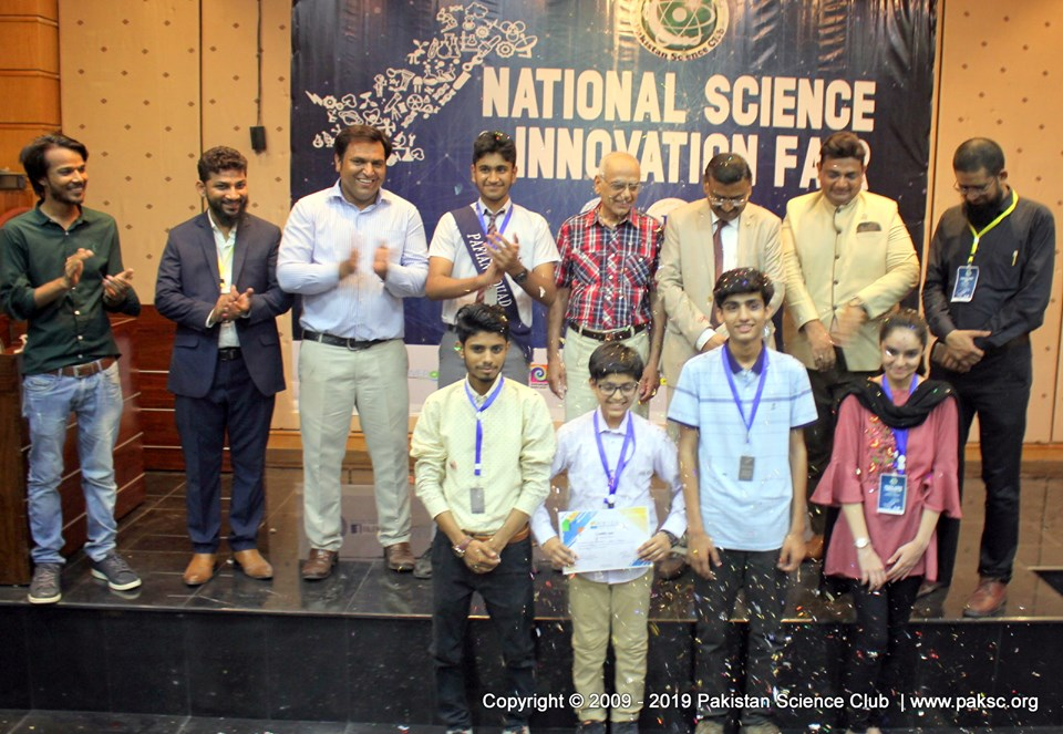 Pakistan Science Club