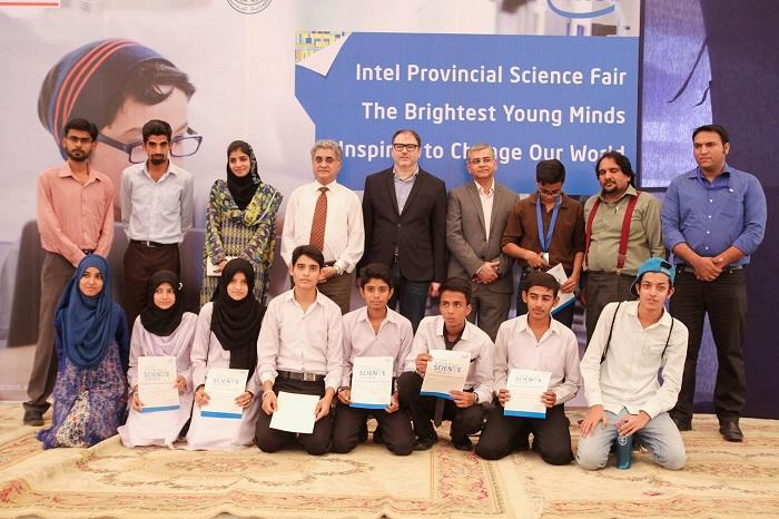 Team Pakistan Science Club qualifies for Intel National Science Fair 2015