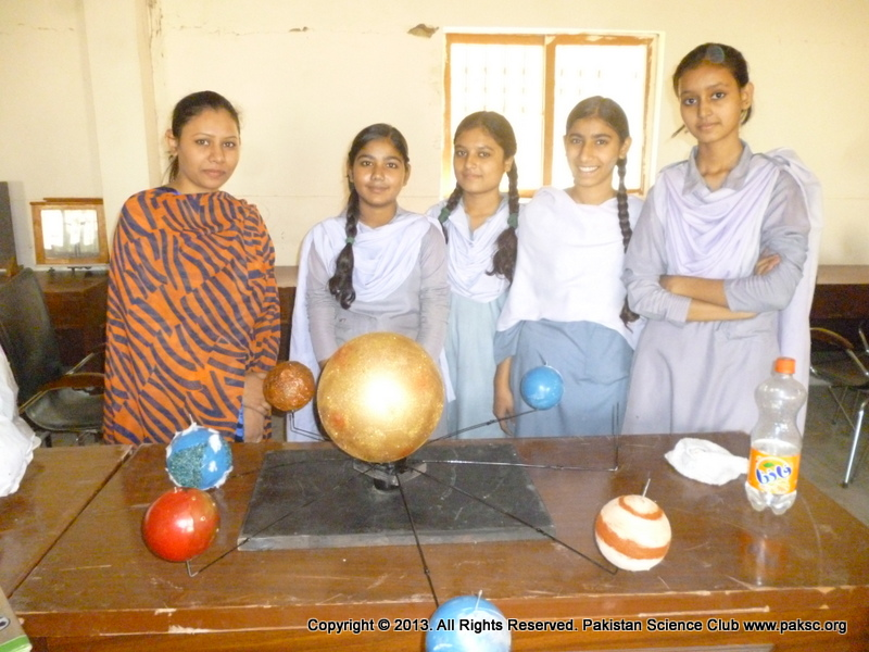 Photo Gallery: Milat GOVT Girls School Science Exhibition ...
