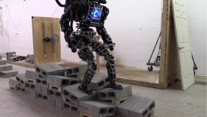 Robot Gets Closer to Walking Like a Human