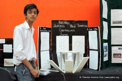 Sindh Provincial Science Fair Photo Gallery