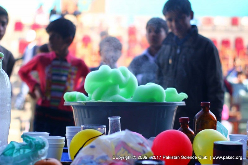 Larkana Science Festival Photo Gallery