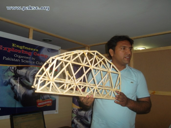 Engineers Exploring Camp's Civil Engineering Presentation Photo gallery