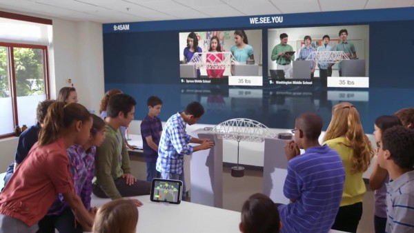 Intel K-12 education program video