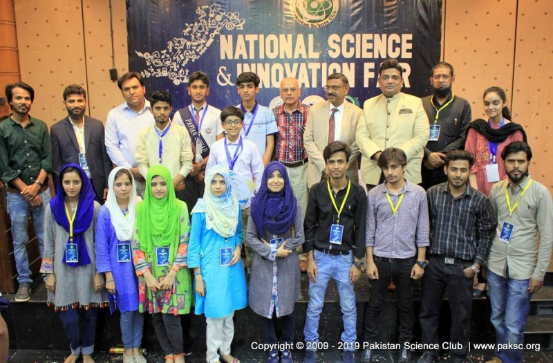 National science and Innovation Fair 2019