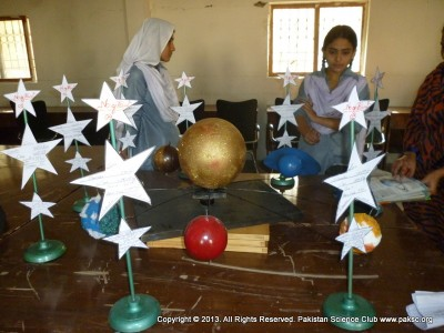 Photo Gallery: Milat GOVT Girls School Science Exhibition Project