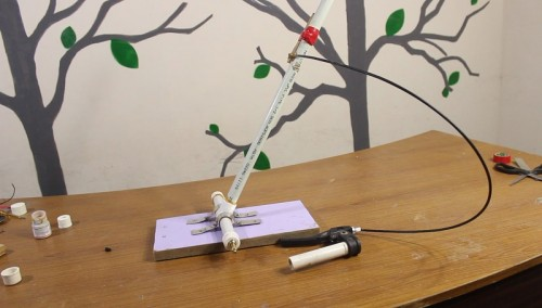 Video Tutorial: How to build a water rocket launcher