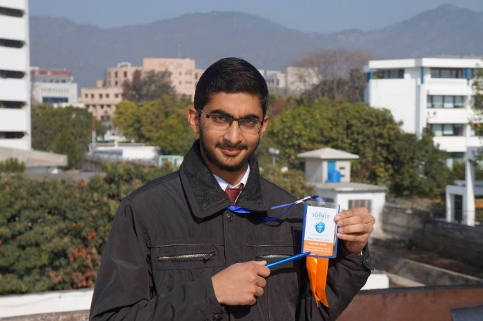 Interview with Haris Bin Ashraf, Science Star!
