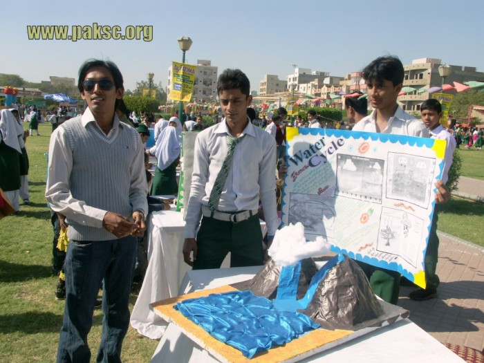 Science and Arts Exhibition by Al-Fatima School