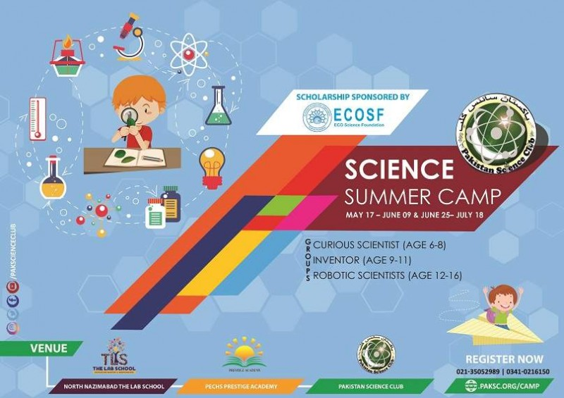 STEM Summer Camp 2018