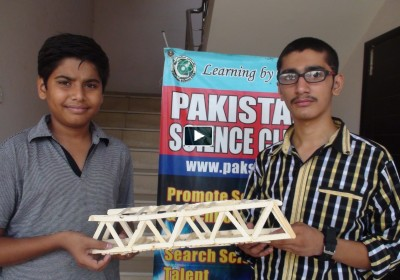 Ammar and Mustafa Bridge Testing