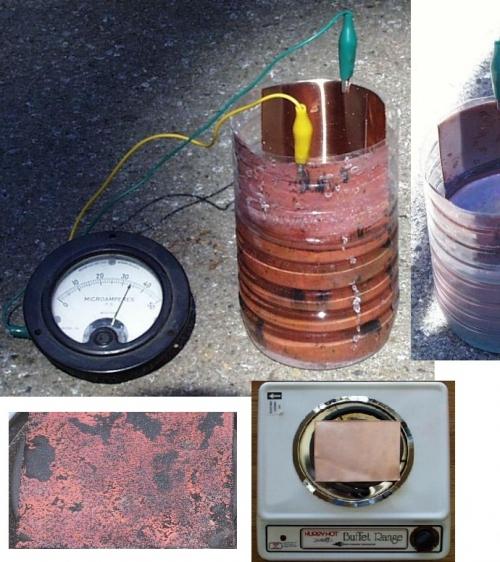 Homemade Solar Cell Construction Urdu