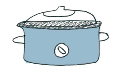 Slow Cooker Science Fair Project research project