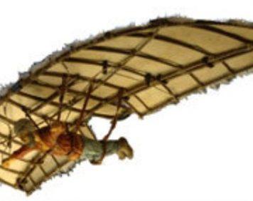The flying machine (Urdu