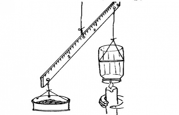 Hot Air or Cold: Which Is Heavier?