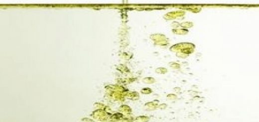 Mixing Oil and Water Science experiment