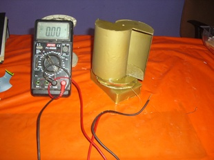 How to Make VAWT Vertical axis Wind Turbine